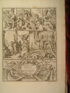 Chevalier, Utrecht 1712 : planches