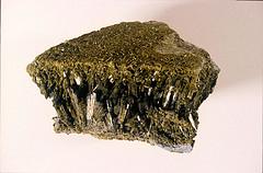 Schorl vert du Dauphiné (tourmaline)