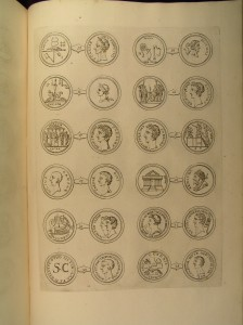 Chevalier, Utrecht 1712 : médailles en double