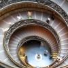 Musées du Vatican - Escalier - Rome