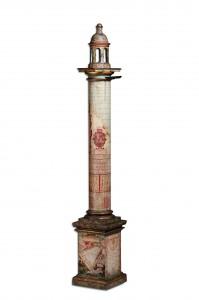 Horloge solaire du mathématicien et astronome Hieronymus Lauterbach (1576) © UMJ