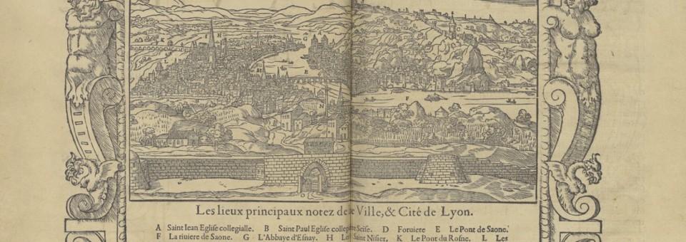 Lyon du Pinet 1564